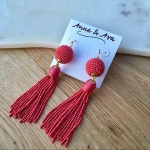 Anna & Ava Beaded Earrings